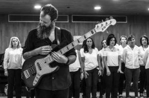 2018.06.10 EARTH SONGS  p r o j e c t  fusion coro-rock. Foto: © Txetxu Berruezo